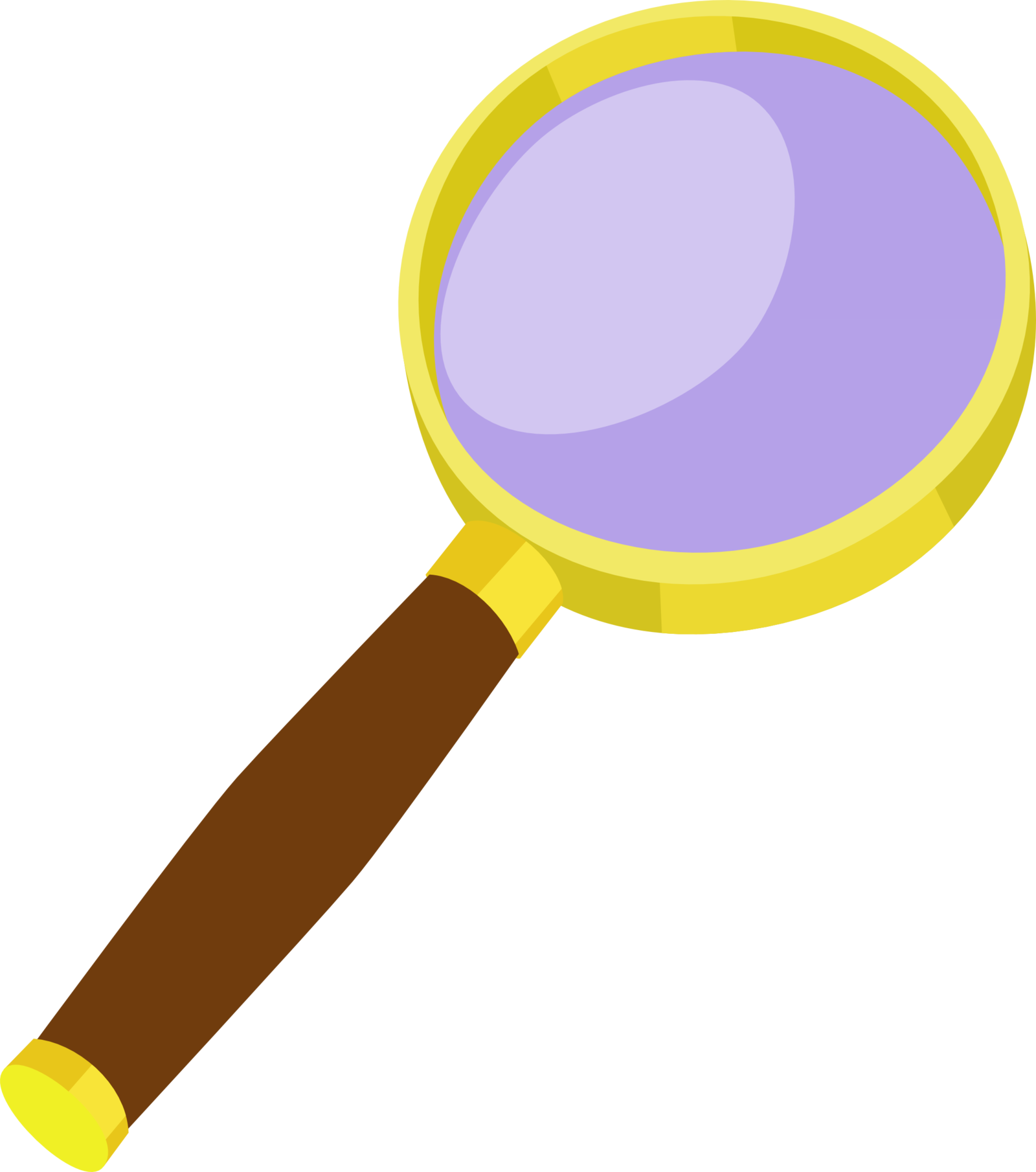 1600x1810 Magnifying Glass Clip Art Images Free