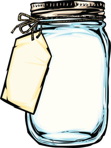 359x478 Homey Mason Jar Cliprt Free Used This To Make My Own Pages