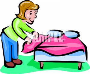 300x245 Make Bed Clip Art Kids Clipart Collection