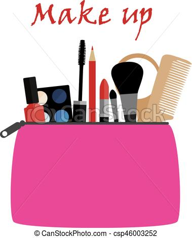 379x470 Clip Art Make Up Vector Make Up Bag Clipart Vector Search