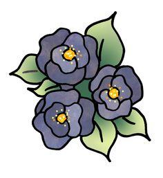 236x257 Artbyjean Clipart Flower Pot Flower Blossoms In A Flower Pot