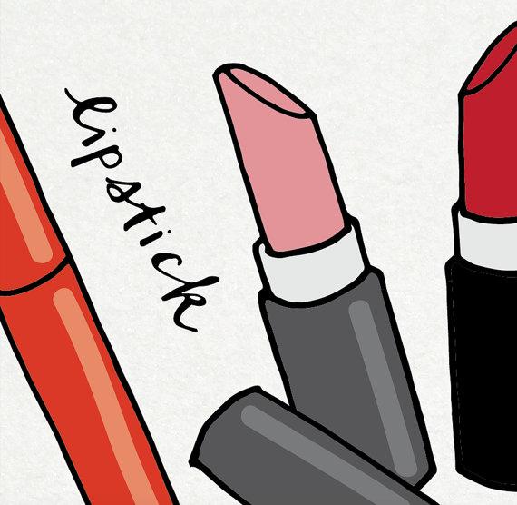 570x556 Makeup Amp Beauty Clipart