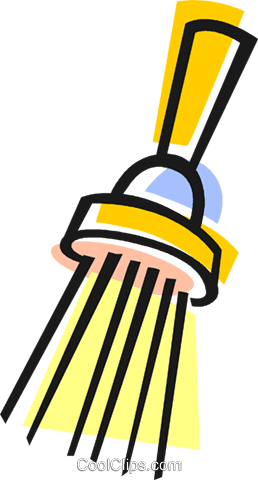 258x480 Makeup Brush Royalty Free Vector Clip Art Illustration Vc048366