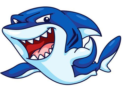 Mako Shark Clipart