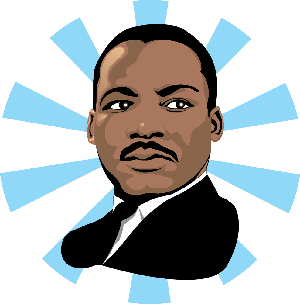 988x1000 Martin Luther King Jr. My Hero Who Everybody Loves And Who I