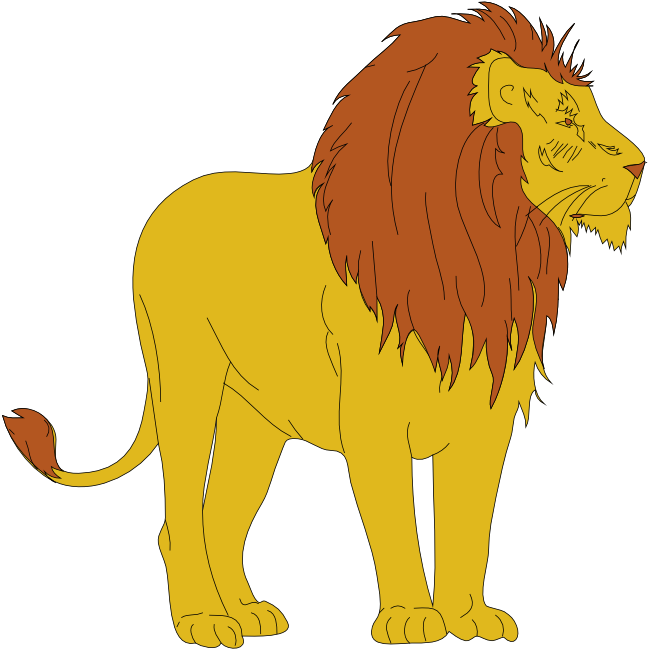 650x650 Lion Clipart Png Free Download