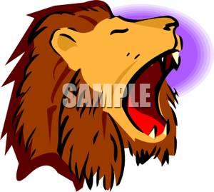 300x269 Clip Art Roaring Lion Pictures Clipart Panda