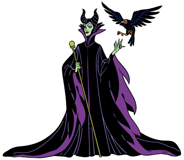 Maleficent Clipart