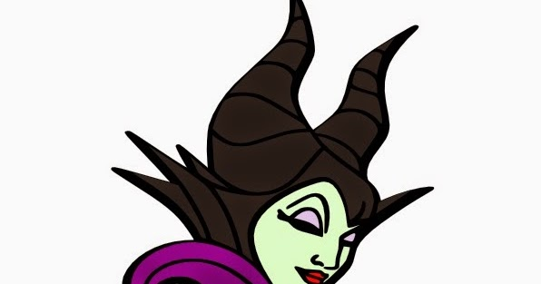 596x313 Crafting With Meek Maleficent Svg