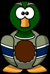 170x250 Mallard Duck Clip Art Clipart Panda