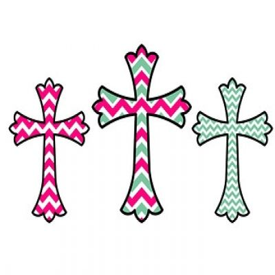400x400 Collection Of Girly Cross Clipart High Quality, Free