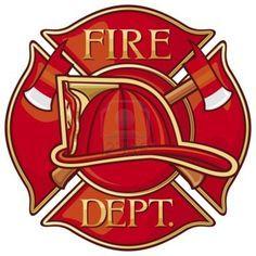 236x236 Firefighter Home Garden Decor Maltese Cross Firefighter Lamp
