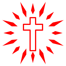228x228 Collection Of Shining Cross Clipart High Quality, Free