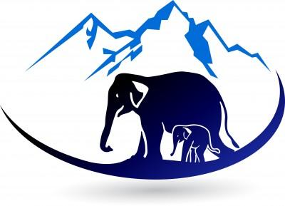 400x289 Asian Elephant Clipart Elaphant