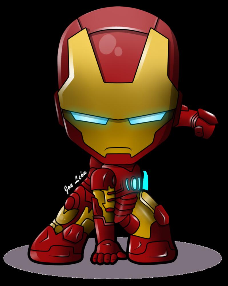 798x1002 Cartoon Iron Man Clipart