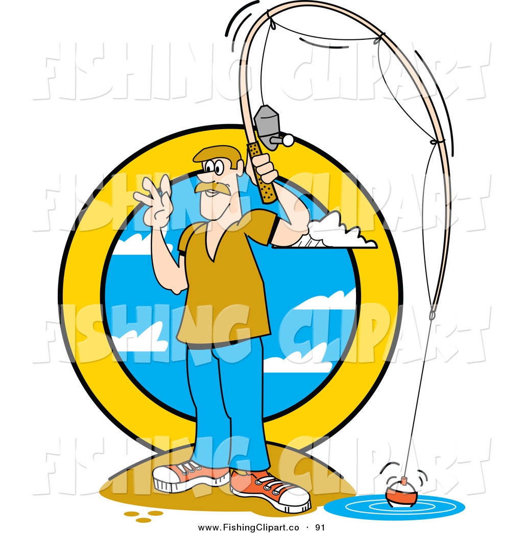 1024x1044 Fishing Clipart