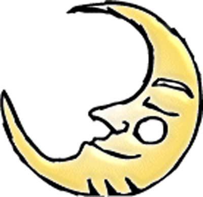 400x388 Man On The Moon Clip Art Clipart
