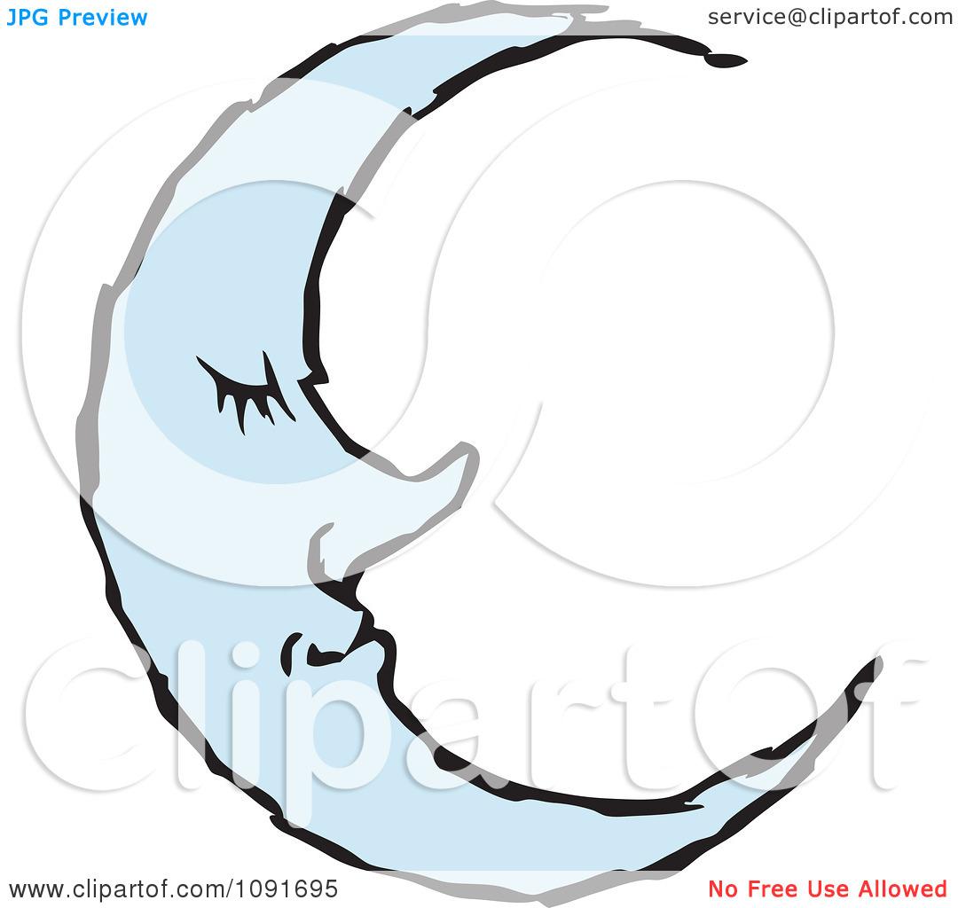 1080x1024 Clip Art Crescent Moon Clip Art