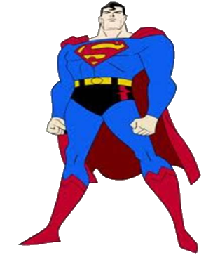 Man Of Steel Clipart