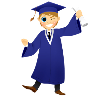 340x309 Graduation Clipart Free Collection Download And Share Graduation