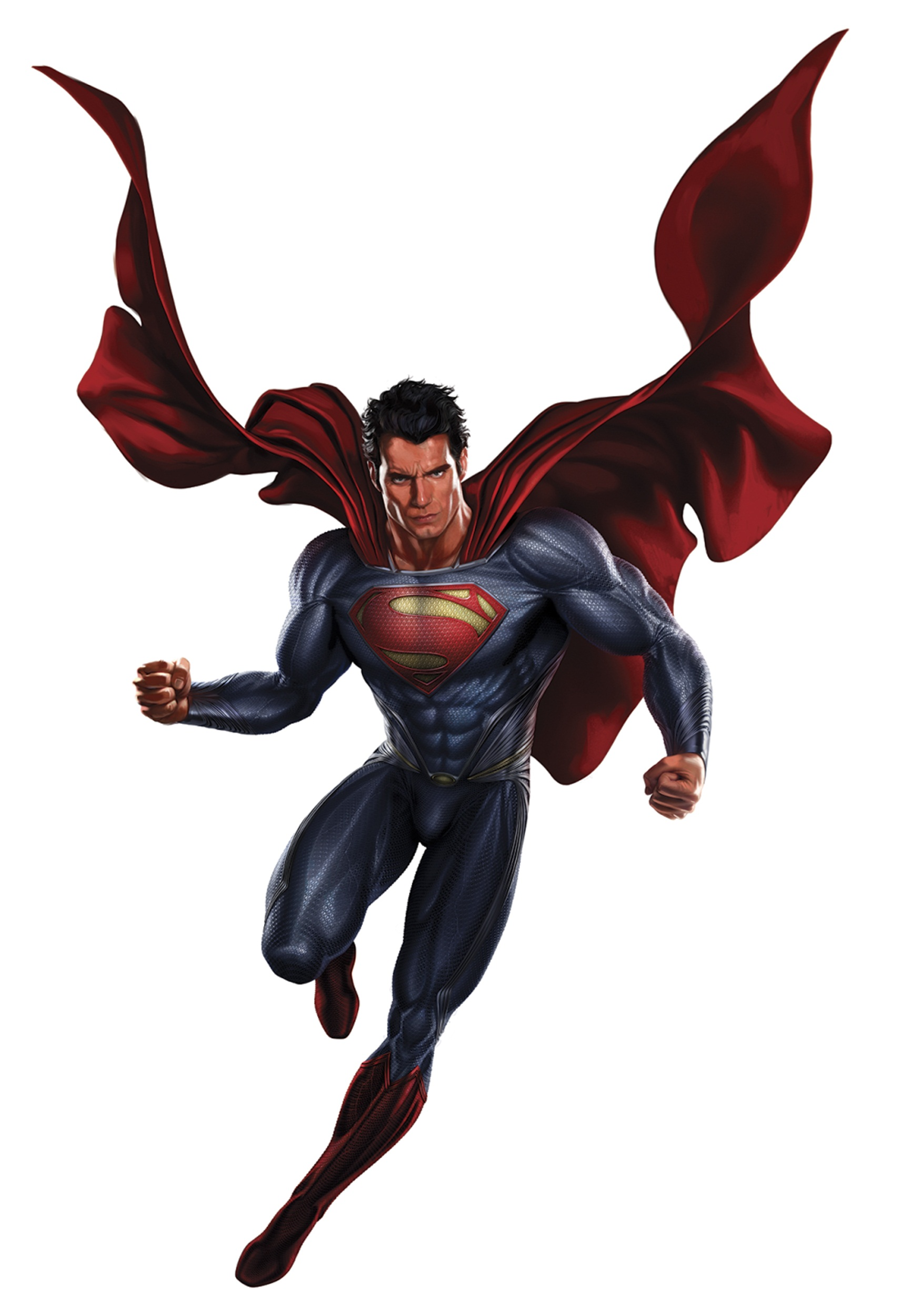 1750x2500 Man Of Steel Clipart