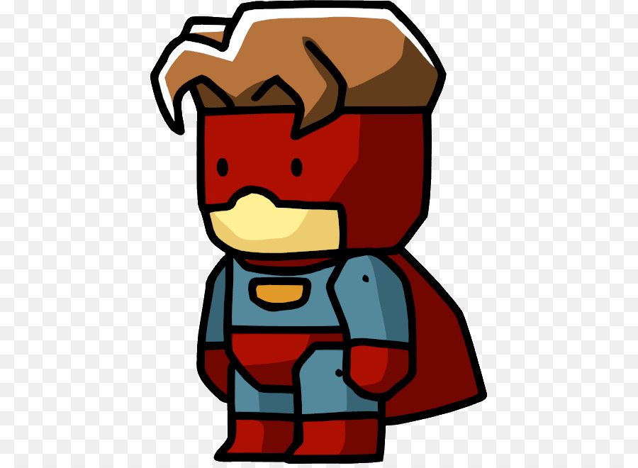 900x660 Scribblenauts Superhero Clip Art