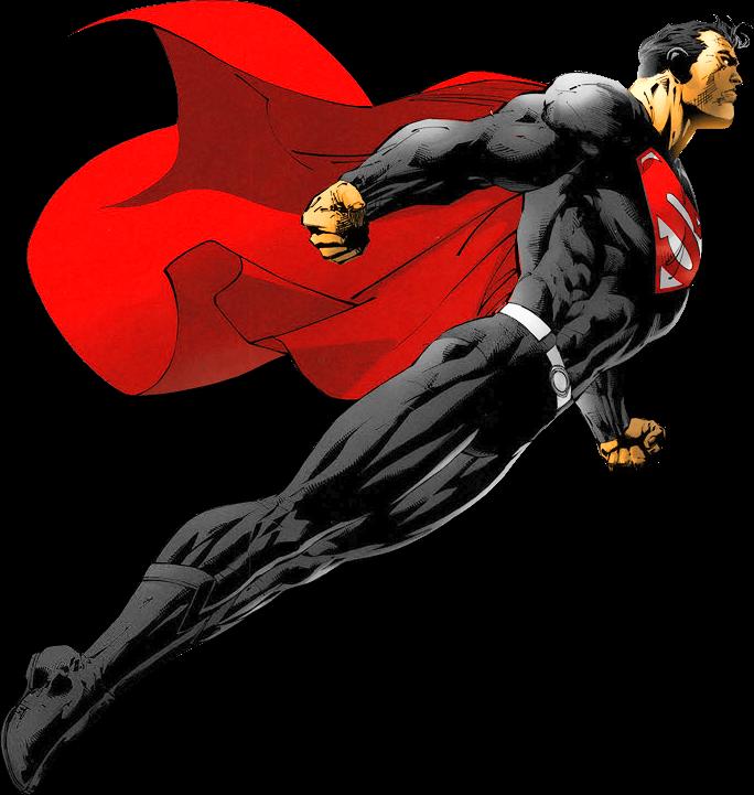 684x721 Superman Render By Bobhertley