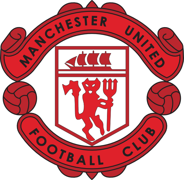 600x590 Manchester United Logo Png Clipart Png Mart