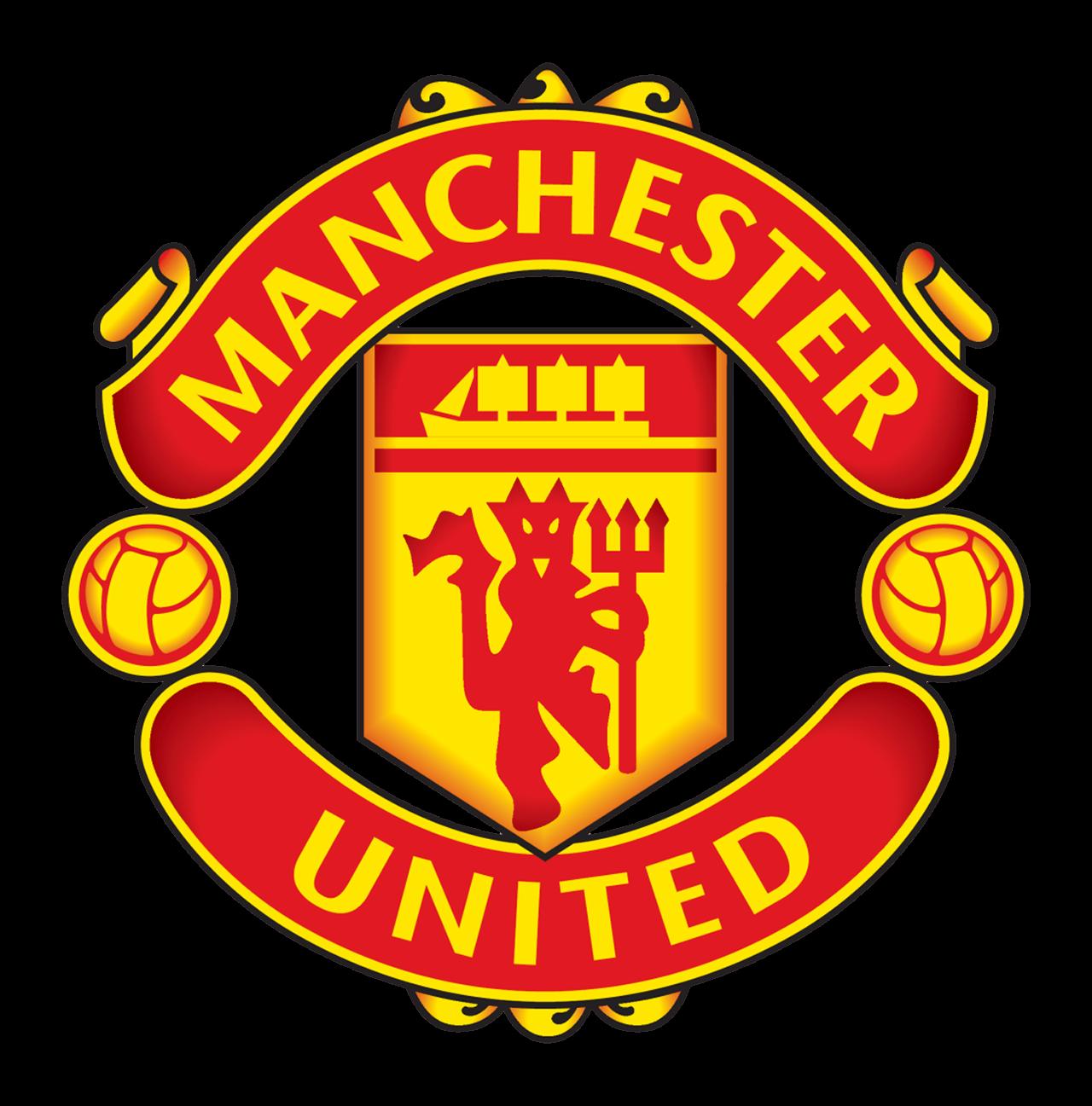 1280x1297 Manchester United Logo Transparent Png