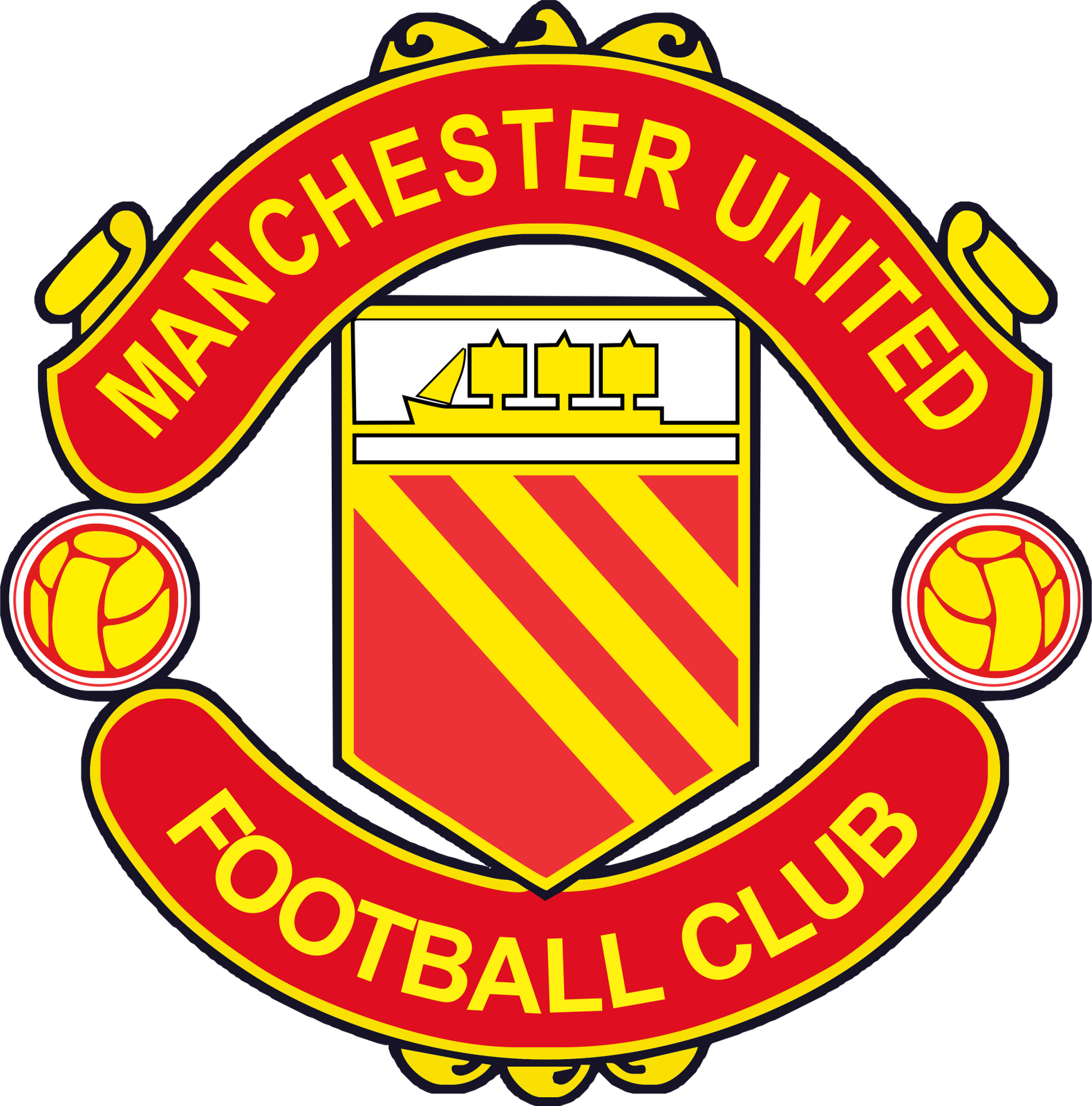 1580x1600 Manchester United Logo Png Images Free Download