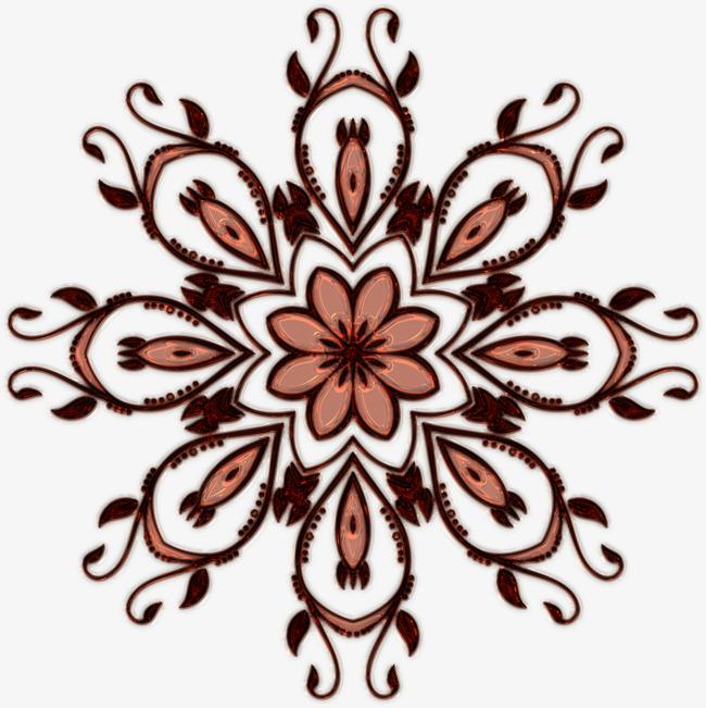 650x651 Mandala Decoration, Art, Flowers, Datura Png Image And Clipart