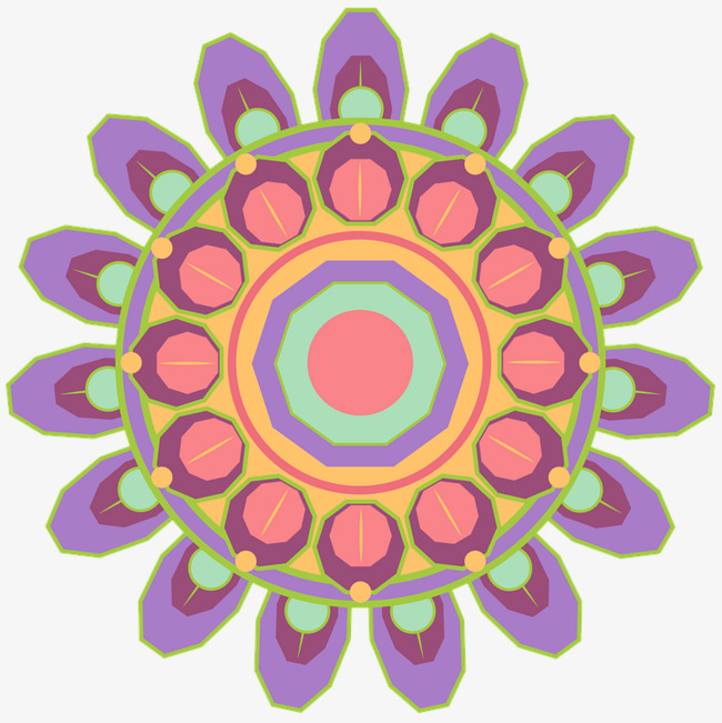 650x651 Mandala Pattern, Shape, Datura, Design Png Image And Clipart