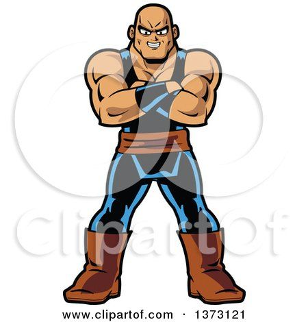 450x470 Beautiful Muscle Man Clip Art