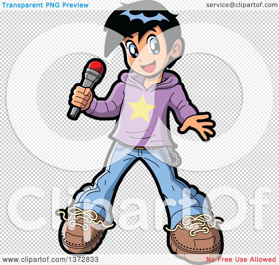 1080x1024 Manga Clipart Pop Singer#3690335