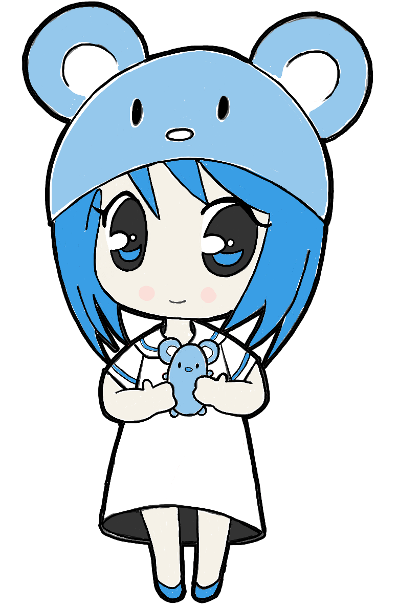 778x1182 Mice clipart cute anime