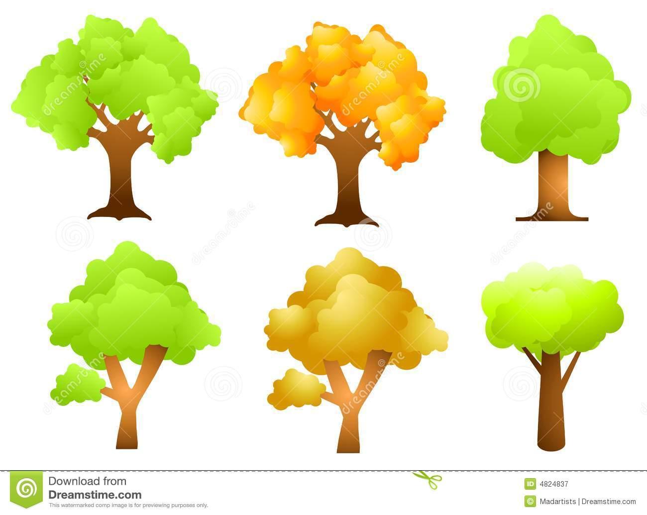 1300x1035 Top 87 Trees Clip Art