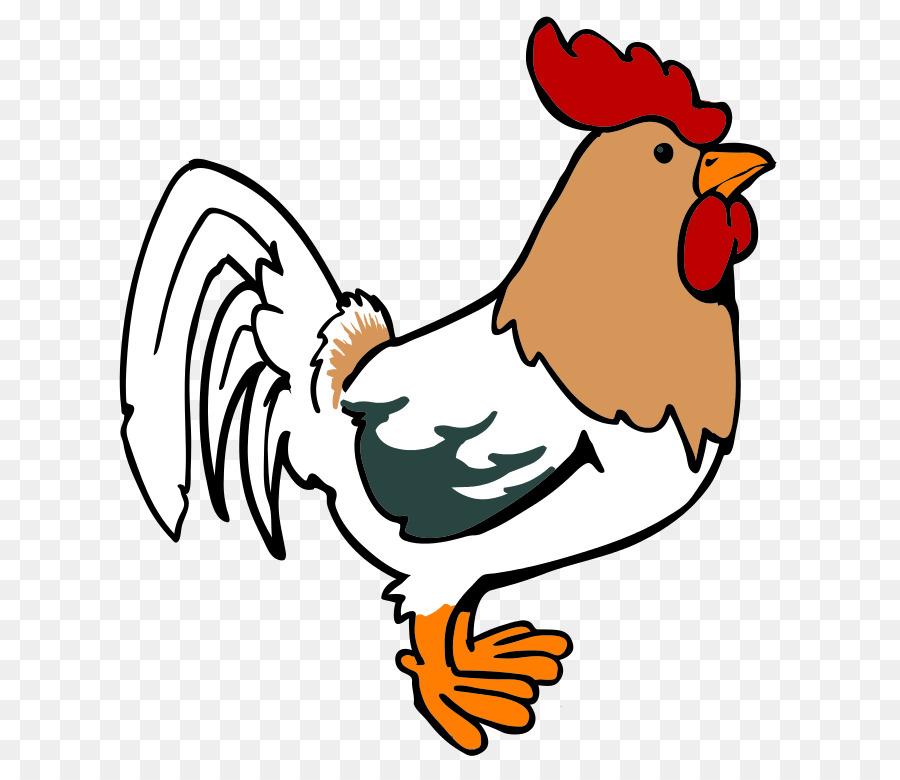 900x780 Foghorn Leghorn Chicken Rooster Cartoon Clip Art