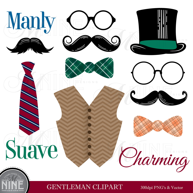 3000x3000 Gentleman Mustache Clip Art Mustache Clipart Downloads