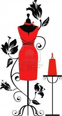 Mannequin Clipart