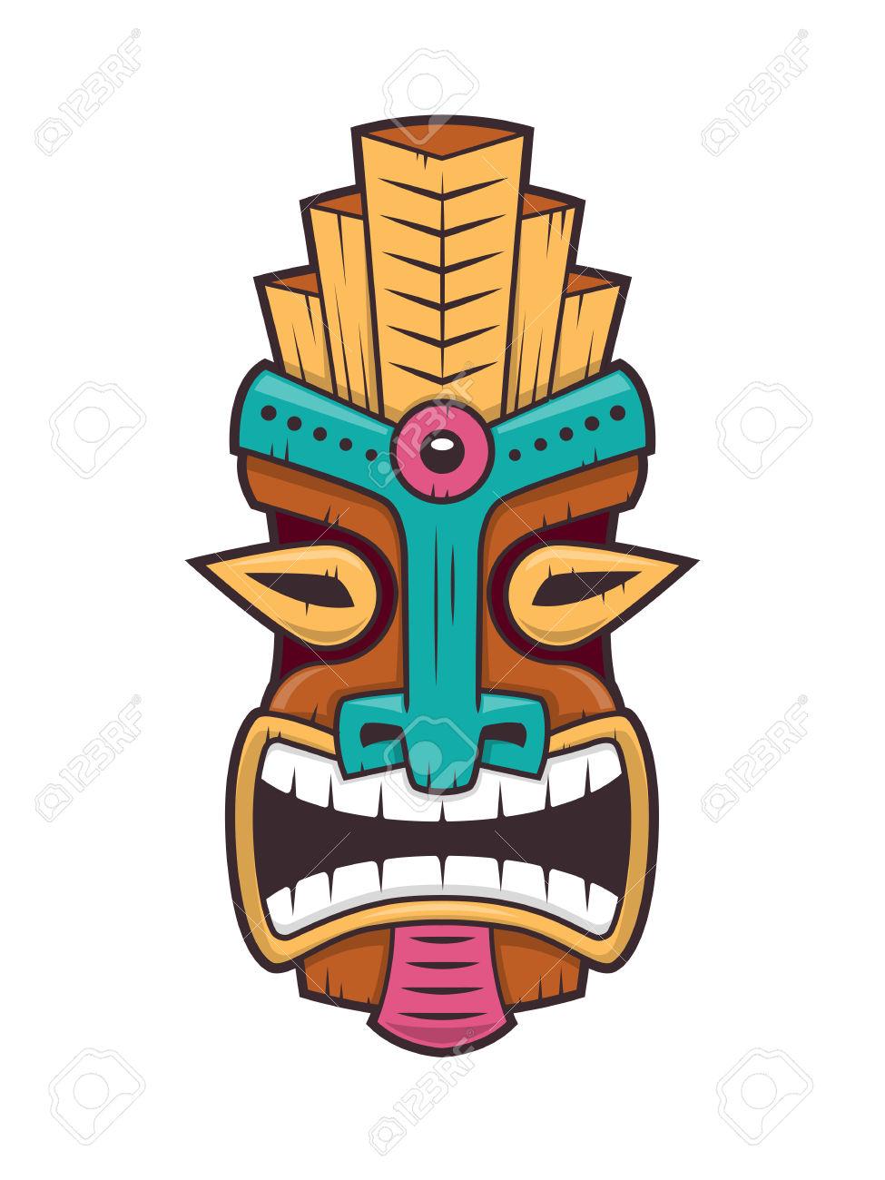 975x1300 Polynesia Clipart Mask