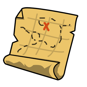 298x297 Map Free To Use Clip Art