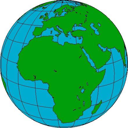 441x441 United States Map Clip Art