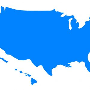 300x300 Us Map Clipart Transpatent Us And Canada Printable Blank Maps
