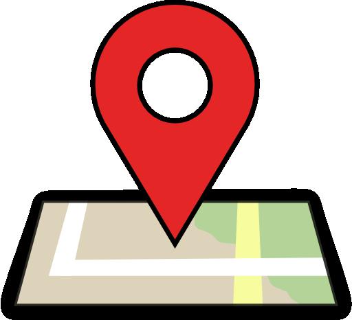 512x466 Map Clip Art Clipart Map Location 512x512 74d4