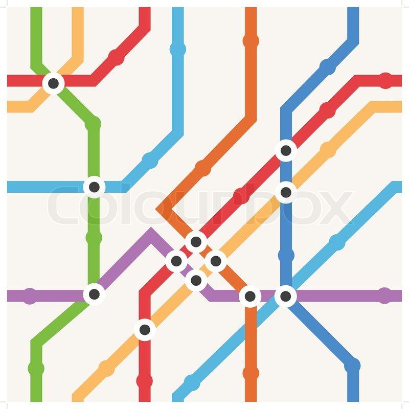 800x800 Clip Art Road Map Clipart