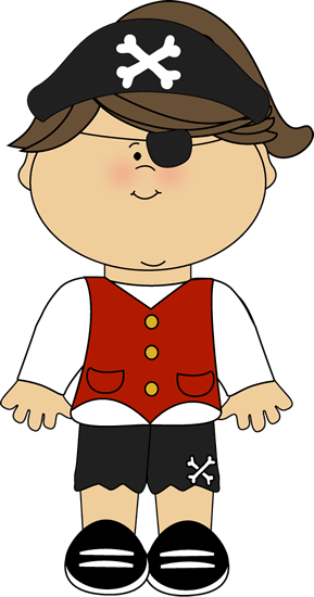 289x550 Pirate Clip Art