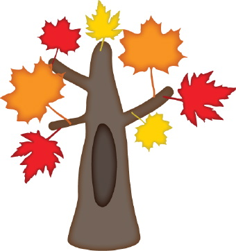 340x362 Maple Tree Clip Art