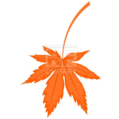 400x400 Maple Leaf Royalty Free Vector Clip Art Image