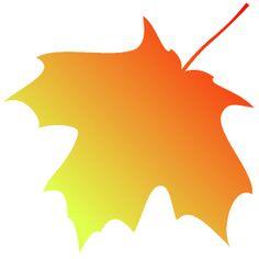 236x236 Leaf Clip Art Orange Maple Leaf Clip Art Preschool