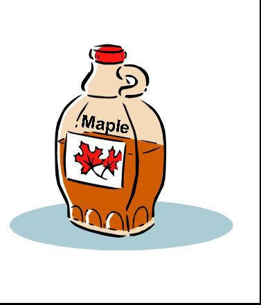 Maple Syrup Clipart